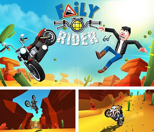 In addition to the game Suicide squad: Special ops for Android phones and tablets, you can also download Faily rider for free.