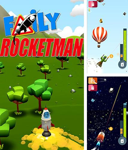 Faily rocketman