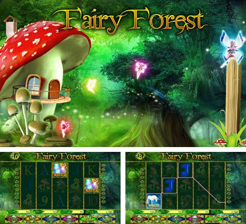 Fairy forest: Slot