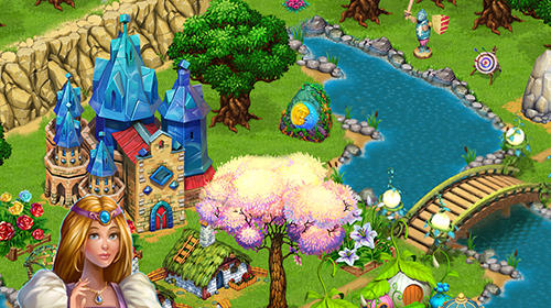 Juega a Fairy kingdom: World of magic para Android. Descarga gratuita del juego Cuentos reales: Mundo mágico .