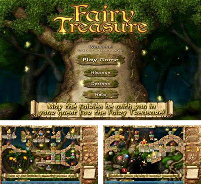 Fairy Treasure Brick Breaker
