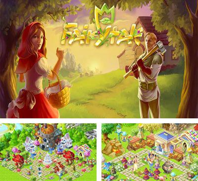 In addition to the game BlastABall for Android phones and tablets, you can also download Fairytale for free.