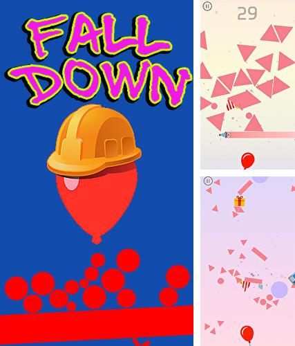 Fall down: Crazy and the hardest 2D game!