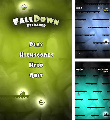 In addition to the game Legends Arcana for Android phones and tablets, you can also download Falldown Reloaded for free.