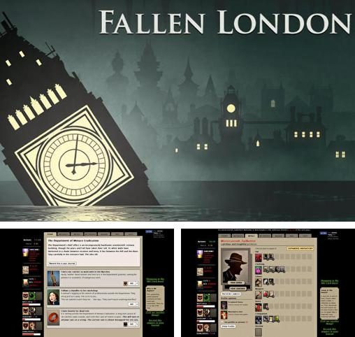 In addition to the game Layton Brothers Mystery Room for Android phones and tablets, you can also download Fallen London for free.