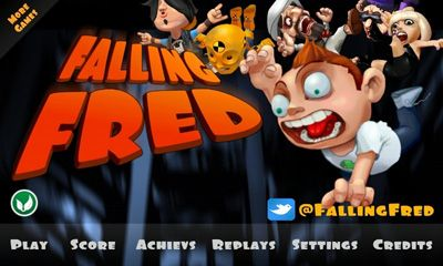 Falling Fred poster