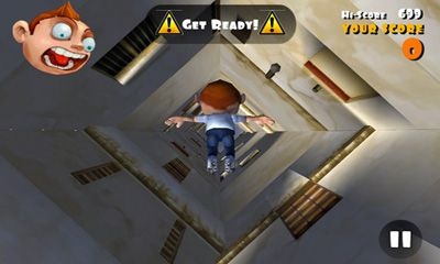 Falling Fred screenshot 1