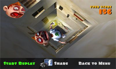 Falling Fred screenshot 2