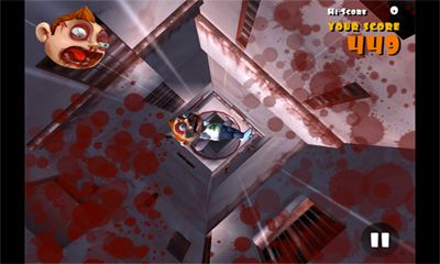 Falling Fred screenshot 3