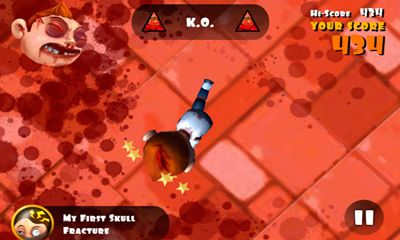 Falling Fred screenshot 4