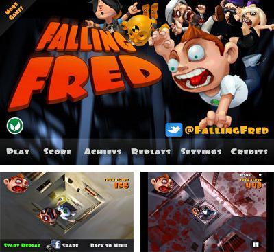 In addition to the game Running Fred for Android phones and tablets, you can also download Falling Fred for free.