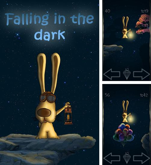 Falling in the dark