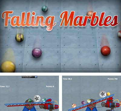 In addition to the game Goats in Trees for Android phones and tablets, you can also download Falling Marbles for free.