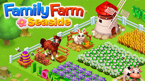 Family farm seaside обложка