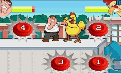 Download Family Guy Uncensored Android free game.