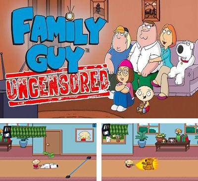 In addition to the game Tiki Towers for Android phones and tablets, you can also download Family Guy Uncensored for free.
