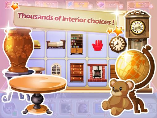 Screenshots von Family house für Android-Tablet, Smartphone.