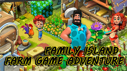 Family island: Farm game adventure poster