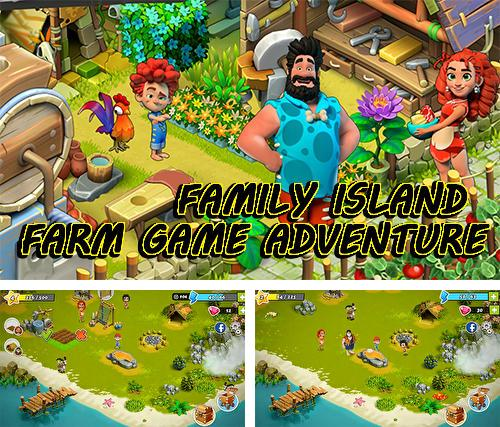 Family island: Farm game adventure