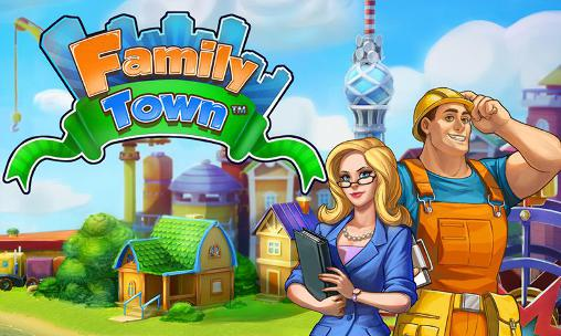 Family town poster