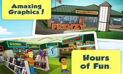 Family Video Frenzy screenshot 1