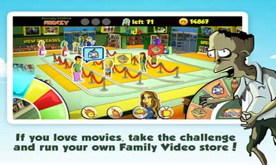 Family Video Frenzy screenshot 2