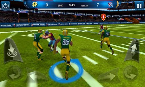 Jogue Fanatical football para Android. Jogo Fanatical football para download gratuito.