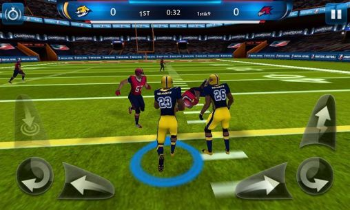 Screenshots do Fanatical football - Perigoso para tablet e celular Android.