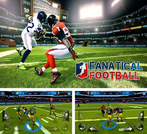 In addition to the game Rugby nations 13 for Android phones and tablets, you can also download Fanatical football for free.