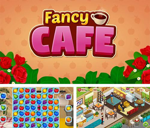 Fancy cafe