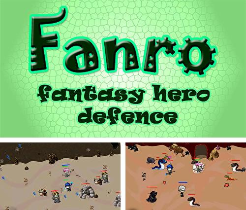 Fanro: Fantasy hero defence