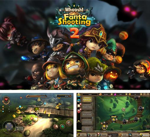 In addition to the game Storm the train for Android phones and tablets, you can also download Fanta shooting 2: Whoosh! for free.
