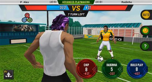 Fantasista: Be the next football legend screenshot 1