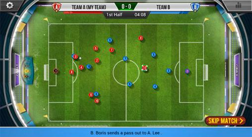Fantasista: Be the next football legend screenshot 3