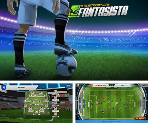 Fantasista: Be the next football legend