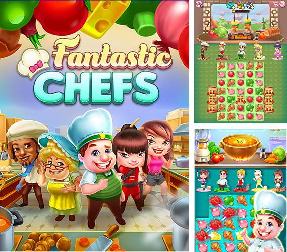 Fantastic chefs: Match'n cook