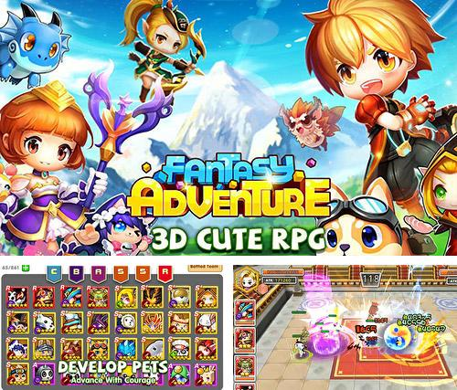 Fantasy adventure: Latest 3D RPG game