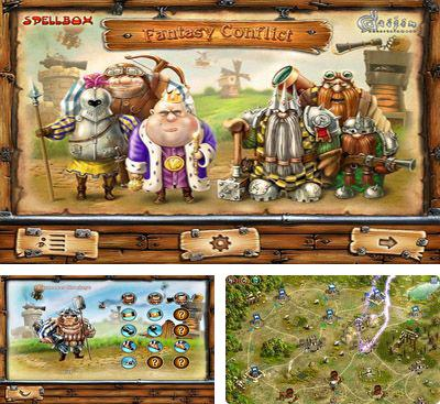 In addition to the game Crazy Gorilla for Android phones and tablets, you can also download Fantasy Conflict for free.