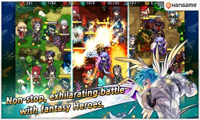 Screenshots von Fantasy defense 2 für Android-Tablet, Smartphone.