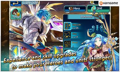 Screenshots do Fantasy defense 2 - Perigoso para tablet e celular Android.
