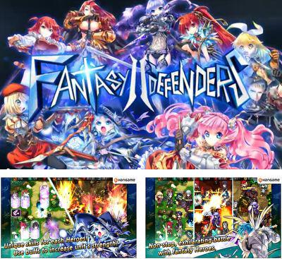 In addition to the game Zombie Panic in Wonderland for Android phones and tablets, you can also download Fantasy defense 2 for free.