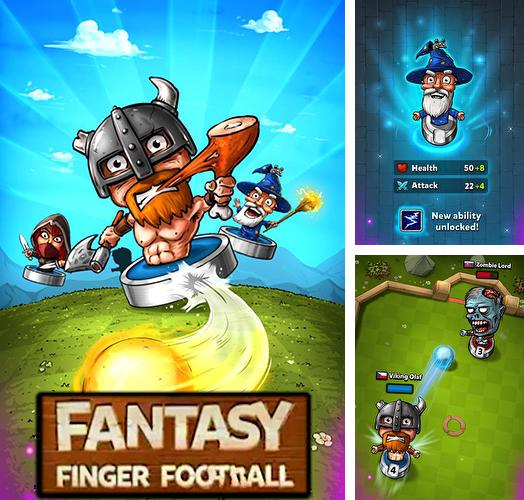 Fantasy finger football: Online puppet PvP