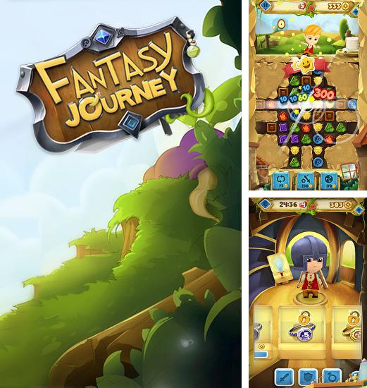 Fantasy journey: Match 3 game