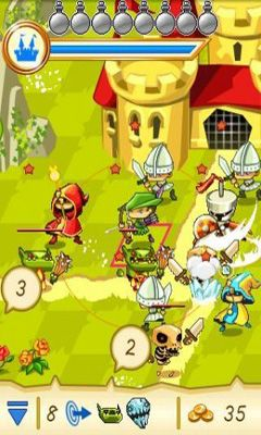 Fantasy Kingdom Defense скриншот 5