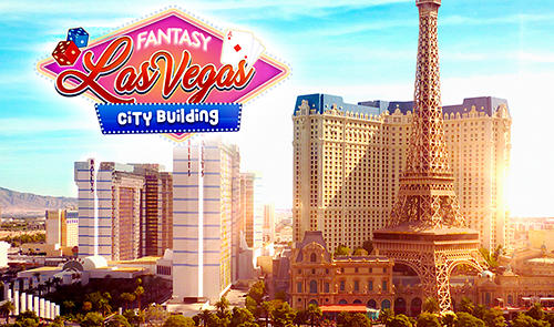 Fantasy Las Vegas: City-building game обложка
