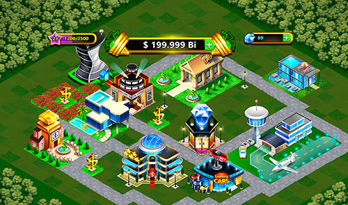 Fantasy Las Vegas: City-building game скриншот 2