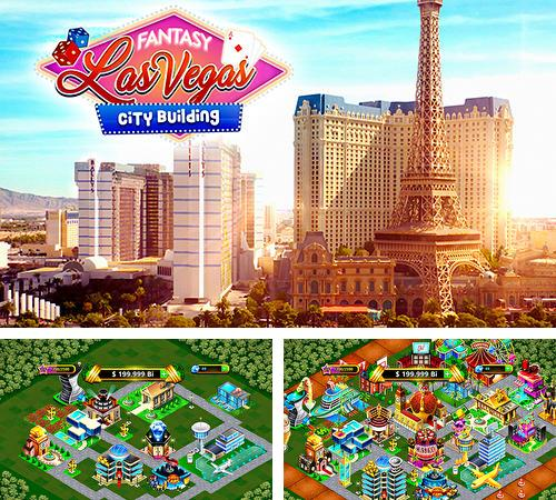 Fantasy Las Vegas: City-building game