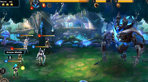 Fantasy legend: War of contract screenshot 2