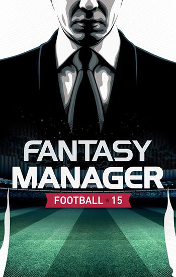 Fantasy manager: Football 2015 poster