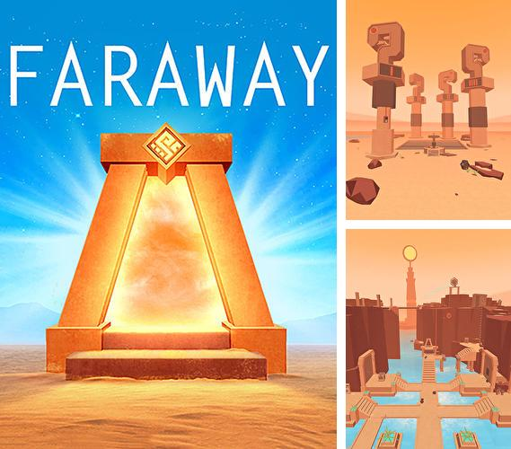 In addition to the game Faraway: Puzzle escape for Android, you can download other free Android games for HTC Wildfire.